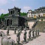 Khai Ding tomb Hue Vietnam Cambodia Tour