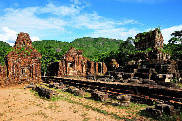My Son Sanctuary Vietnam - Indochina Tours