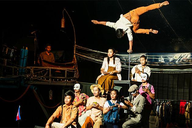 Phare Cambodia Circus - 19 Days in Vietnam Cambodia Thailand