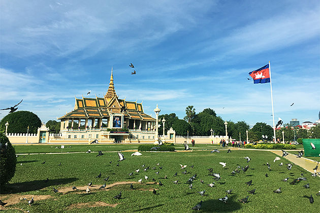 Silver Pagoda Phnom Penh – Cambodia Vietnam Tours