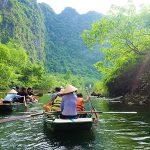 Tam Coc Boat Trip - North Vietnam Laos Tour