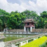 Temple of Literature Hanoi - Vietnam Cambodia Thailand trip