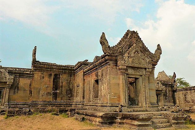 Temple of Preah Vihear Cambodia Indochina Trips