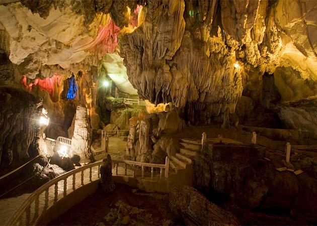 Tham Jang Cave Laos - Laos North Vietnam Tour