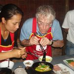 Thuy Bieu Cooking Class – Vietnam and Cambodia Tour
