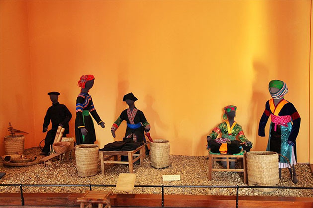 Vietnam Museum of Ethnology Vietnam Laos Tour Packages