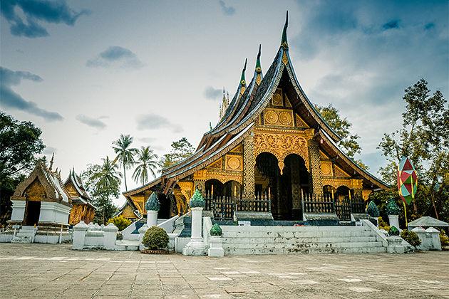 Wat Xieng Thong Luang Prabang - Cambodia World Heritage