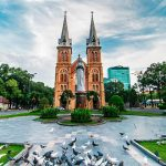 the Notre Dame Cathedral - Tours to Southeast Asia