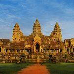 Angkor Wat Temple - Cambodia Laos 15 Days
