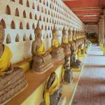 Buddha statues in Wat Sisaket
