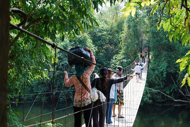 Chi Phat Ecotourism Base Cambodia Ecotourism