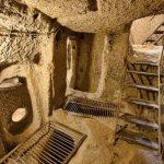 Inside Cu Chi Tunnels