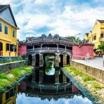 Japanese Covered Bridge - 15 Day Trip in Vietnam Laos