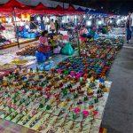 Luang Prabang Night Market - Laos Vietnam Holiday Package