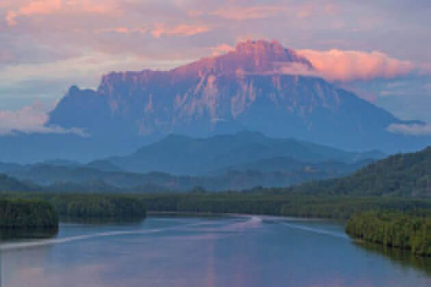 Mount Kinabalu malaysia southeast asia tours