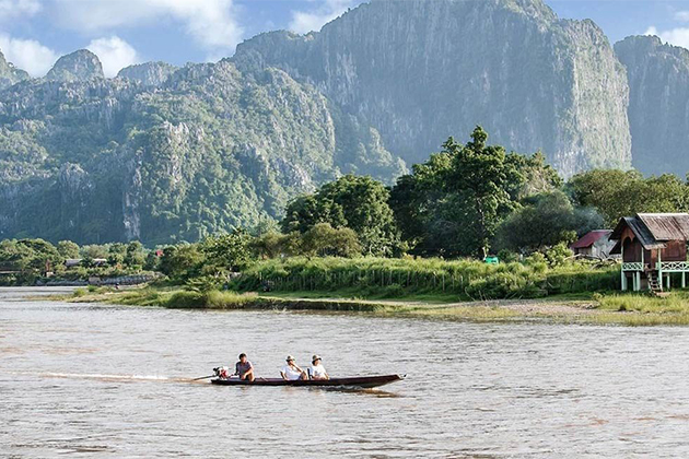 Nong Jung Lake Phonsavan - Cambodia Laos 15 Day Trip