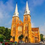 Notre Dame Cathedral - Vietnam Laos Vacations