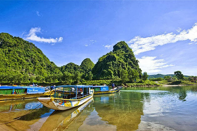 Phong Nha Ke Bang National Park Vietnam Cambodia Tour Itinerary