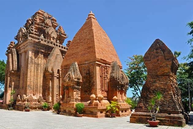 Po Nagar Cham Towers Nha Trang Indochina Tours