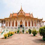 Silver Pagoda Phnom Penh - Cambodia Laos Treasure 15 Days