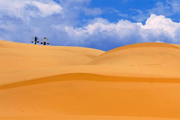 The Sand Dunes of Mui Ne Tours to Vietnam Cambodia