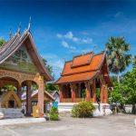 Wat Sene Luang Prabang - Vietnam Laos Tour