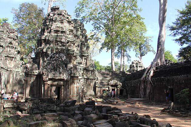 angkor war complex siem reap indochina 28 day trips