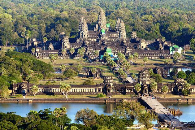 angkor wat cambodia southeast asia tours