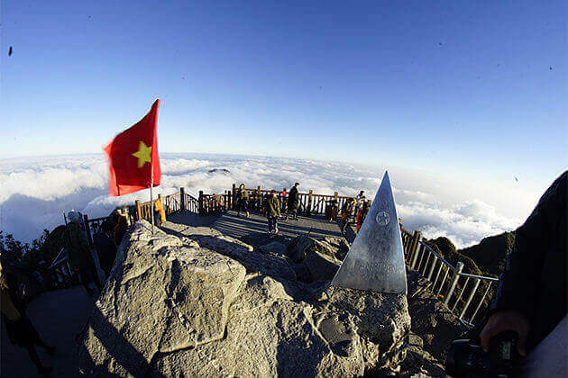 climb fansipan peak 21 day vacation in indochina