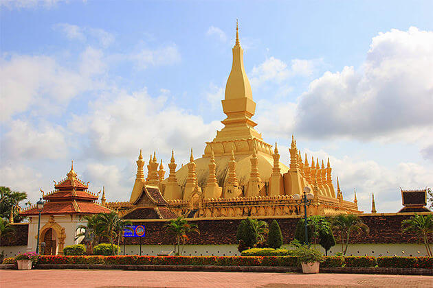 golden stupa laos vietnam tour packages
