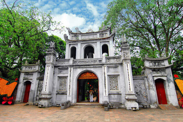 visit hanoi vietnam in Multi-country Southeast Asia tour