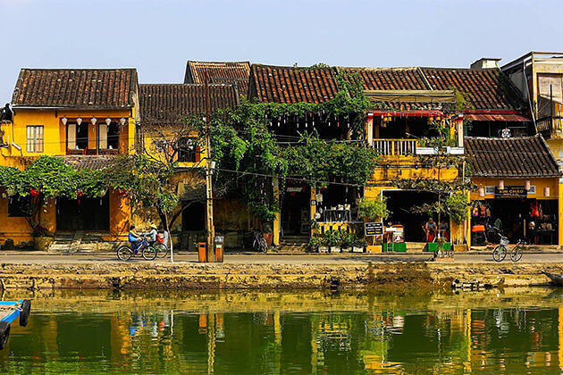 hoian ancient town vietnam laos cambodia 2 week tour