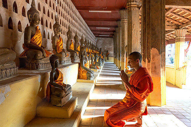 wat sisaket indochina 2 week tour package