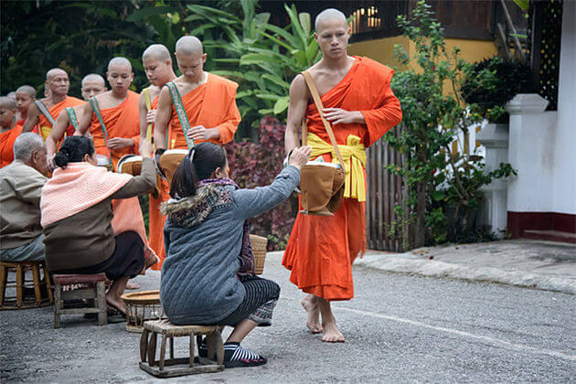 witness tak tat rituals laos vietnam holiday packages