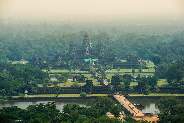 Angkor Wat Cambodia Vietnam Laos 23 Days Tour