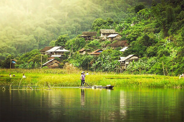Ba Be Lake - Vietnam Ecotourism Experiences