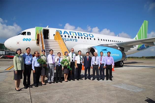 Bamboo Airways Main Hub in Hanoi