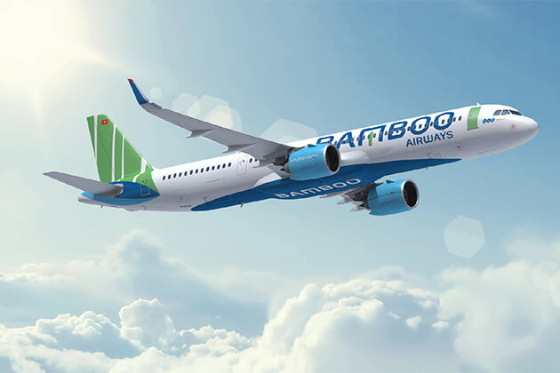 Bamboo Airways – Vietnam Newest Air Carrier Starts Flying in 2019