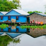 Floating Village in Kompong Phluk