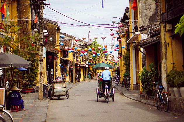 Hoi An Town - Like a Local in Cambodia Vietnam Laos 23 Days