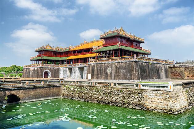 Hue Citadel - Cambodia Vietnam Laos 23 Day Itinerary