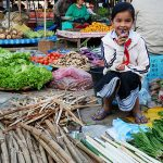 KM52 Market Vang Vieng