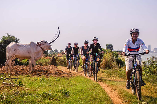 Mekong Cycling Tours - 10 Ecotourism Destinations in Vietnam