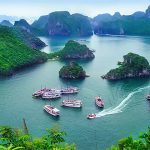Nature Wonder of Halong Bay