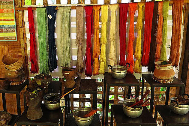 Ock Top Rock Living Craft Center Indochina Travel