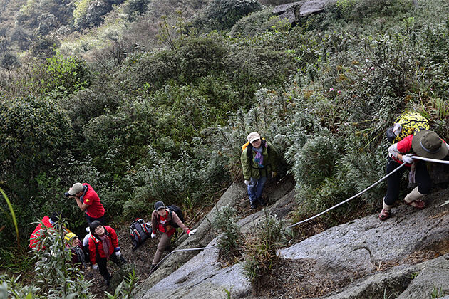 Treking Fan Xi Pang - Ecotourism Destinations in Vietnam