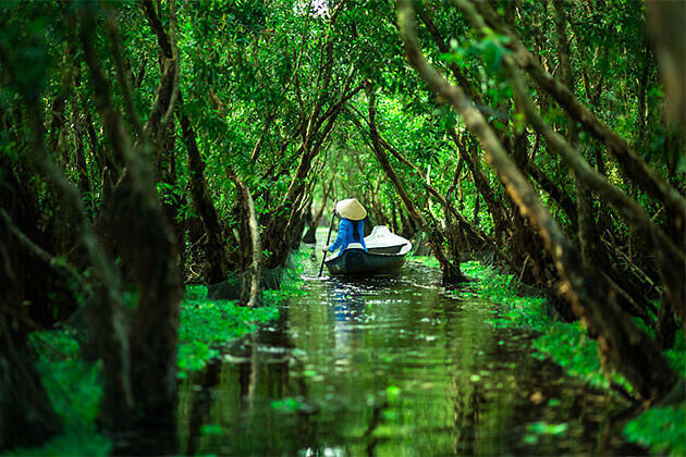 When to visit Mekong Delta