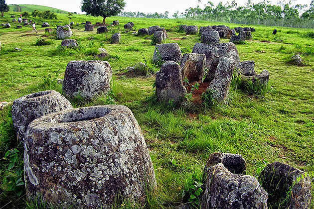 Plain of Jars to Officially Become Laos' Third World Heritage Site