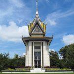 Choueng Ek Memorial in Phnom Penh Cambodia