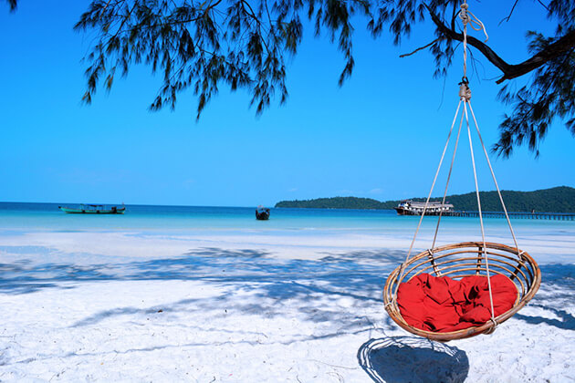 Discover Sihanoukville in Cambodia